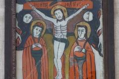 """Icoana """"Răstignirea lui Isus"""" – centrul Nicula"""