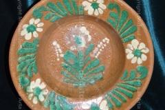 Farfurie din centrul ceramic Deja