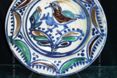 Farfurie din centrul ceramic Zalău