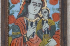 Icoană Mica Domnului cu Pruncul - centrul Nicula