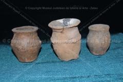 Oale miniaturale lucrate cu mâna, Porolissum Măgura Moigradului