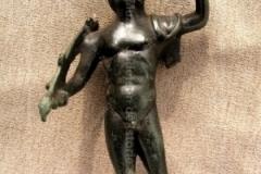 Statuetă din bronz, epoca romană