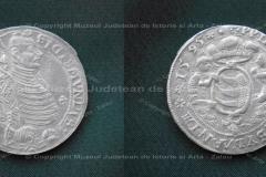 Taler transilvănean din al treilea tezaur descoperit la Zalău (2)