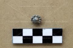 Aghireș - Sub pășune. Aplică din argint pentru tolbă de săgeți (sec. X-XI).
