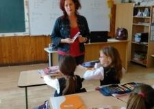 Prezentare clasa I-a B M. Eminescu
