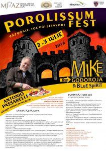 Porolissum Fest 2016