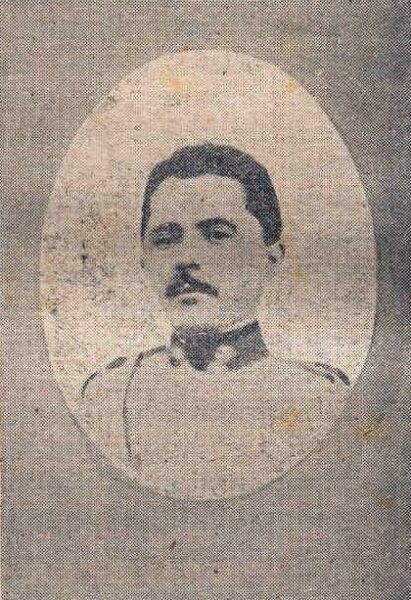 George Pop ostas în armata habsburgică